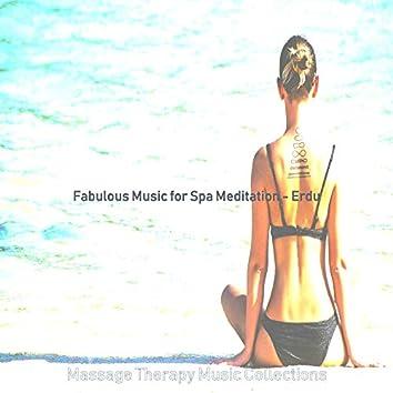 Fabulous Music for Spa Meditation - Erdu