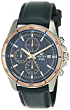 Casio Edifice Chronograph Blue Dial Men's Watch - EFR-526L-2AVUDF (EX302)