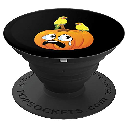 Halloween Costume | Funny Pet Parrot Gifts for Conure Lovers PopSockets Grip and Stand for Phones and Tablets