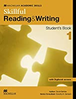 Skillful -Reading and Writing Student's Book and Digibook Level 1