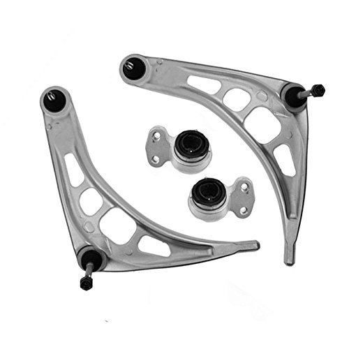 Front Lower Control Arms with Ball Joints & Bushings for BMW E46 3 Series 323 325 328 330 Z4 2WD