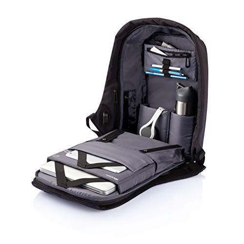 XD Design Bobby - Backpack Mochila Antirrobo, Negro