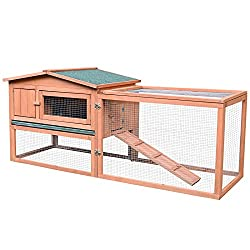 Best Outdoor Rabbit Hutch 2021 | TOP 7 Reviewed 5