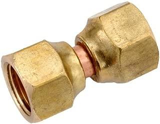 "Anderson Metals, Brass 754070-06 3/8-Inch Low Lead Flare Female Swivel, 3/8"""