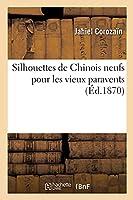 Silhouettes de Chinois Neufs Pour Les Vieux Paravents