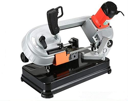 MXBAOHENG Máquina de sierra de banda para carpintería pequeña multifunción de...
