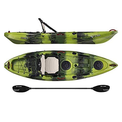 Vibe Kayaks Yellowfin 100 Fishing Kayak