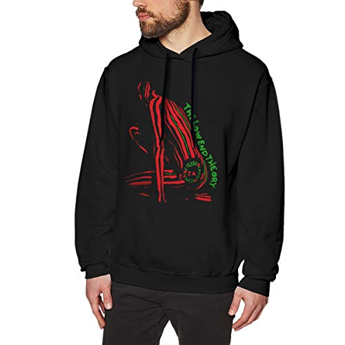 A Tribe Called Quest The Low End Theory Men's Long Sleeve Sweatshirts Pullover Hoodies Woolly Black