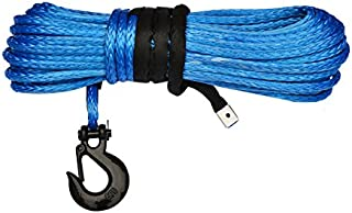 dyneema winch cable