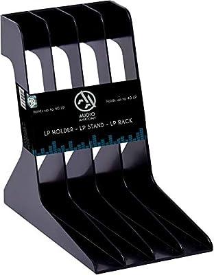 LPRack/Record Stand/Vinyl Holder/Storage Unit-Audio Anatomy