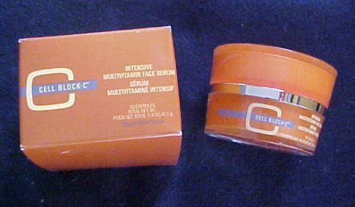 Beauticontrol Cell Block Intensive Face Multivitamin Serum Outlet SALE Very popular!