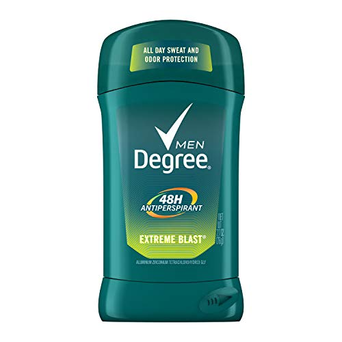 Degree Men Dry Protection Antiperspirant, Extreme Blast 2.7 oz by Degree
