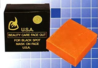 (1dozen)black Soap for Black Spot Mask on Face By K.brothers(azana USA Ginseng Soap) 50g. (Otop, FDA and Halal Certificate)(free Gift: 65g. Placenta +Collagen Whitening Soap (Sheep Soap).