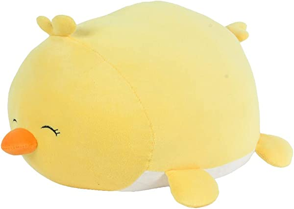Linzy Plush 15 Smoochy Pals Chick Yellow L 68236G