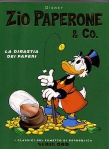 FUMETTO DI REPUBBLICA ORO N.3 - ZIO PAPERONE E CO.