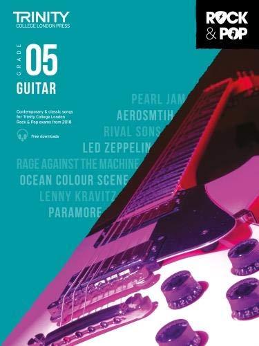 Trinity Rock and Pop Guitar Grade 5
