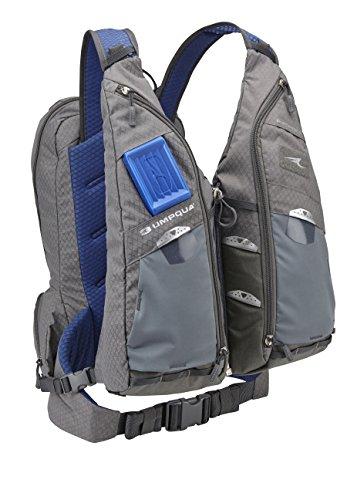 Umpqua Swiftwater ZS Tech Vest Granite (35120)