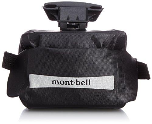 モンベル(mont-bell)ドライサドルバッグLブラックBK1130397