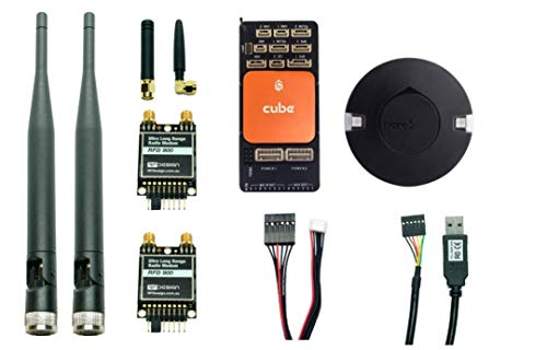 Cube Orange Full Bundle with Here3 GNSS, RFD900+