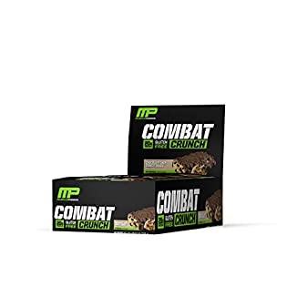 Muscle Pharm Combat Crunch Supplement, 12 count - 41u3VQALYvL. SS315
