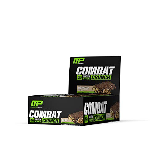 Muscle Pharm Combat Crunch Supplement, 12 count - 41u3VQALYvL