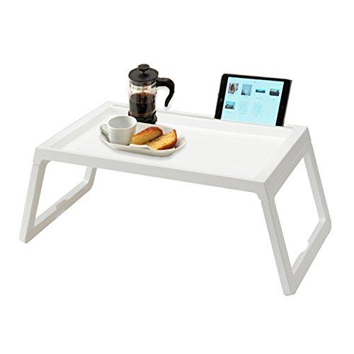 ArmaGedon Bandejas de mesa prematura, Una mesa portátil portátil con mesas de...