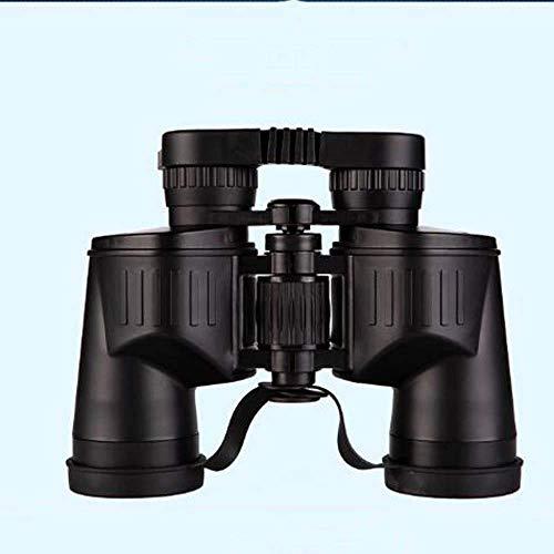 8X40 Verrekijker Grote oculair Waterproof High-power high-definition Nachtkijkers Concert Game buitenshuis (Kleur: Groen) ZHANGKANG (Color : Black)