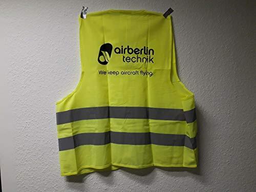 Original Airberlin Technik Warnweste Neu Originalverpackt Flugzeug Boeing Airbus