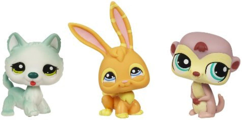 hermoso Littlest Pet Shop 3 Pack 2 by Littlest Littlest Littlest Pet Shop  hasta un 70% de descuento