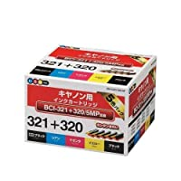 キヤノン用互換インク IRH-C321/320-5P