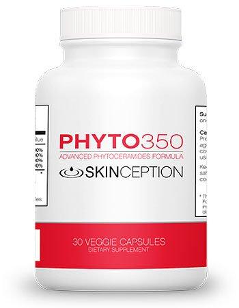 Phyto350 (6 Month Supply) Advanced Phytoceramides Formula