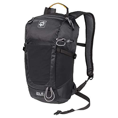 Jack Wolfskin Kingston 16 Pack Daypack Rucksack, Black, ONE Size