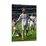 KKMM Sergio Ramos Fußballposter, Legende Fußballspieler,