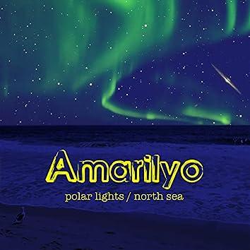Polar Lights. North Sea