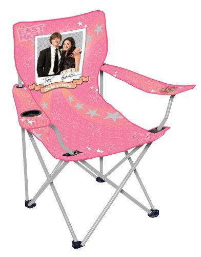 High School Musical Character World HSM Bal Chaise de Camping en Sac de Transport