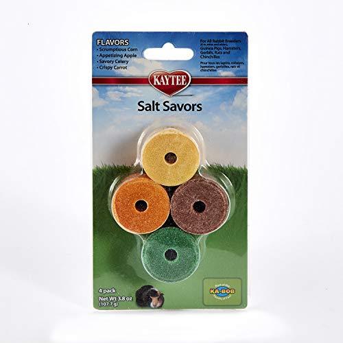 Kaytee Mini Salt Savors, 4-Pack