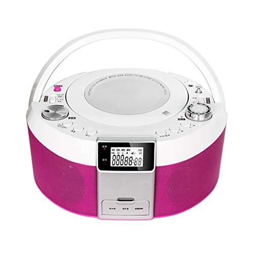 Duo Home CD-speler, DVD-speler, U/TF/MP3-speler, digitale audio-apparaten, voor baby's, cd-spelers, draagbaar