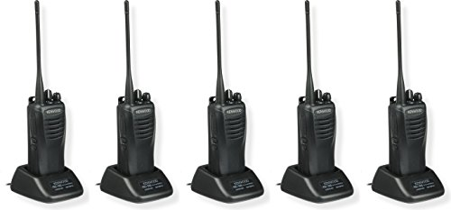 Kenwood TK-3402U16P ProTalk 5 Watt Two-Way Radio, UHF,...