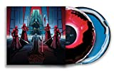 Star Wars: The Last Jedi (Original Motion Picture Soundtrack) - Exclusive Limited Edition Red White on Black and Blue White on Black Colored Vinyl LP x2('Snoke and Kylo' Variant)