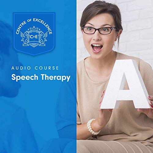Speech Therapy  By  cover art
