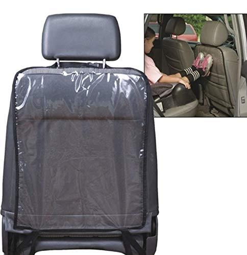 2 x rugleuningbeschermer autostoel – beschermfolie tegen vuil, kindervoeten en transportschade – autostoel rugbescherming rugleuningbescherming autostoelen beschermen – robuust pvc