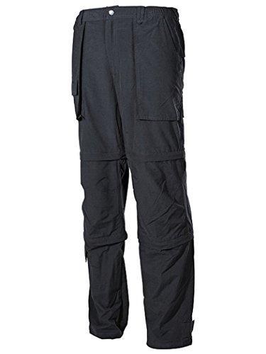 Militär a Multifonction Noir avec pantalon 3/4 pour Femme - Noir -