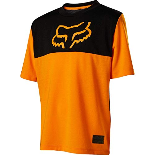 Fox Jersey Junior Ranger Dr Atomic Orange Ym