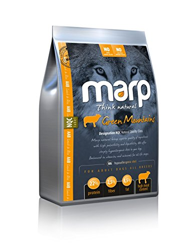 Marp Natural- Green Mountains- Lamm & Reis Aktion- 4 Kg+ Futtertonne Gratis