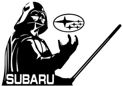 Set of 3 - Star Wars Darth Vader - Sticker Graphic - Auto, Wall, Laptop, Cell, Truck Sticker for Windows, Cars, Trucks