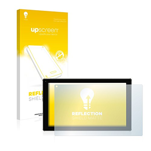 upscreen Entspiegelungs-Schutzfolie kompatibel mit Blaupunkt Endeavour 101G – Anti-Reflex Bildschirmschutz-Folie Matt