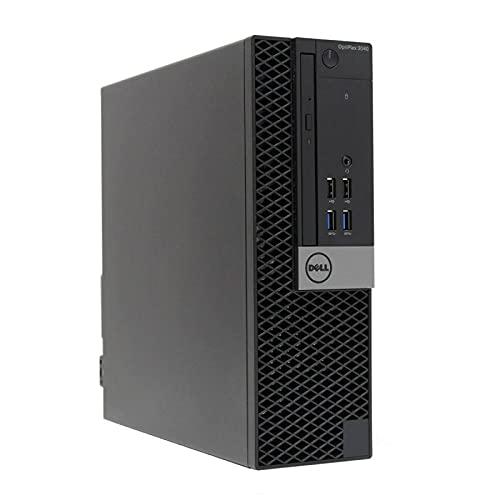 Dell OptiPlex 3040 SFF Intel i7-6700 RAM 8 GB disco 2 TB HDMI Windows 10 WiFi (reacondicionado)