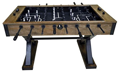 Lowest Price! American Heritage Element Foosball Table , Black