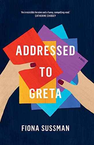 Addressed to Greta by [Fiona Sussman]