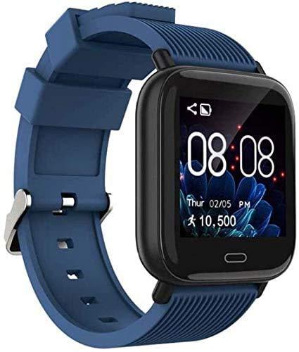 JIAJBG Fitness Tracker Smart Fitness Tracker/Pulsera Inteligente, Pantalla Colorida Rastreador de Fitness Impermeable Deporte Bluetooth Deporte Smart Reloj Pulsera, Pulsera para N